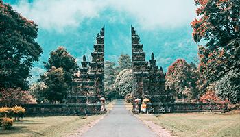 Viajes a Indonesia - Bali Templo