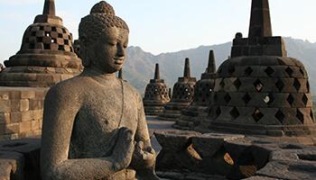 Viajes a Indonesia - Templo Borobudur