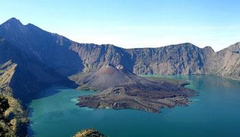 Lombok - Monte Rinjani