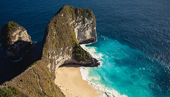 Viajes a Indonesia - Klinkign Beach